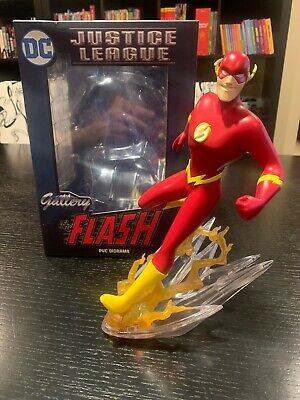 The Flash - Justice League Animated Series Statue - DC Gallery - DC Comics