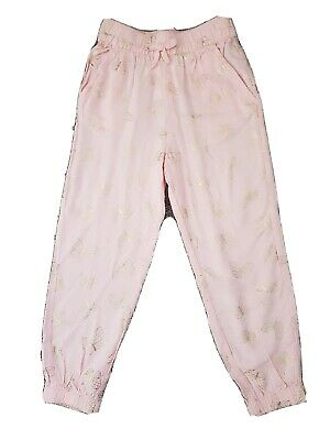 Girls H&M Joggin bottoms (butterflies). Age 2-3 Yrs BNWT