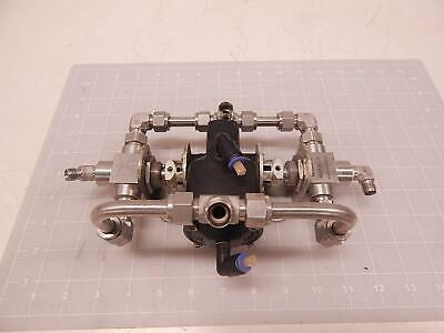Whitey 131DA Pneumatic Double Acting Actuator Assembly T83178