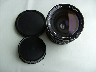 Canon, Super Albinar Auto 2,8  28 mm