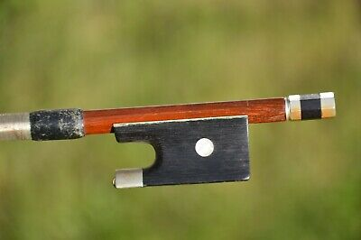 Old French Violin Bow, BAZIN school, good condition