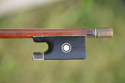 Old French Violin Bow, FETIQUE school, good condition