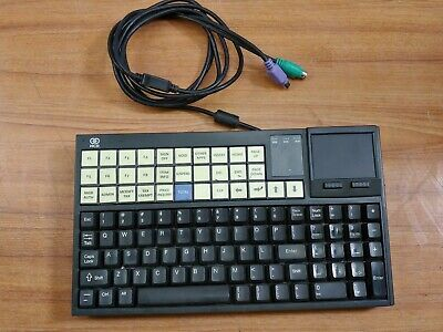 NCR Point of Sale Keyboard and Touchpad - PS/2 - 5932-6570-9090