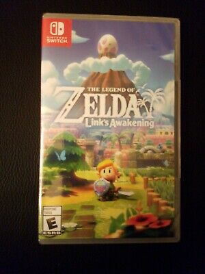 The Legend of Zelda - Link's Awakening - Nintendo Switch-Brand New
