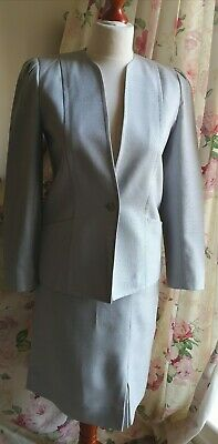 Womens Stunning Vintage 2 Piece Suit By Windsmoor UK 8 Jacket and pencil skirt