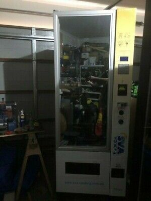 Combination Vending Machine - vcm compact in working condition