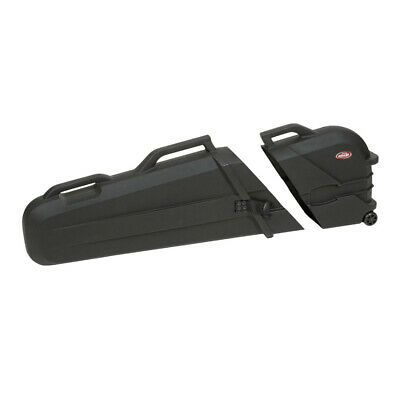 SKB Music Roto-Molded Electric Bass Case with Wheels