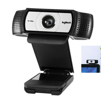 Logitech C930c Webcam Desktop Laptop HD 1080p Camera Autofocus Video Recording