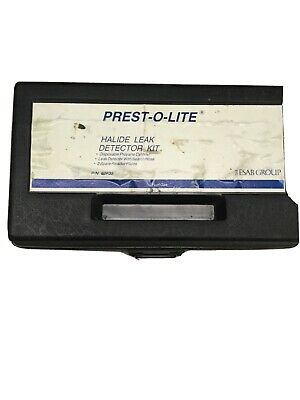 Prest-o-lite Halide Leak Dect Kit