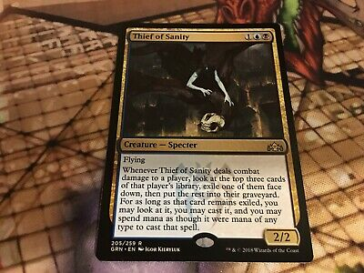 Thief of Sanity 205//259 Near Mint MTG Guilds of Ravnica