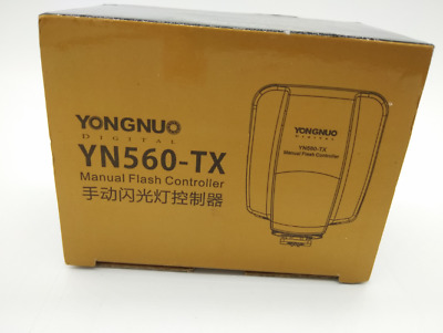 Yongnuo YN560-TX Flash-Wireless-Controller pour Canon Caméras DSLR