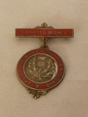 Certified Midwife Badge - Central Midwives Board For Scotland