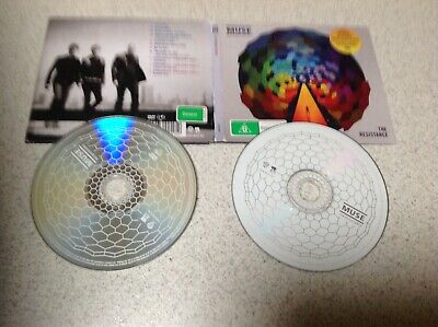 Muse - The Resistance CD/DVD