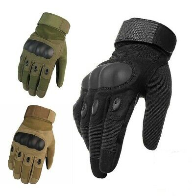 knuckle gloves padded tactical glove black rothco 4461