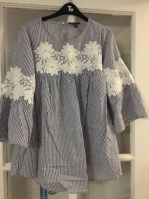 New Look Maternity Shirt Size 10