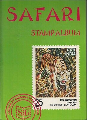 2 STAMP ALBUMS + WORLDWIDE COLLECTION OF STAMPS (Mainly loose items.)