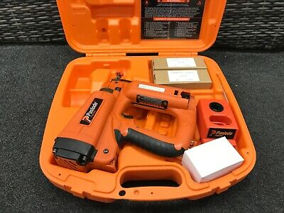 Paslode Im65 Straight 2Nd Fix Tool.tool 123 With Warranty Full Kit