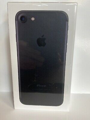Apple iPhone 7 - 32GB - Black (Boost Mobile) A1660, Active 1st Month Included