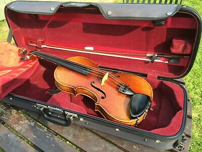 Viola and Bow (with case), for 11 to 16-year-old