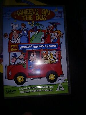 Wheels on the Bus: Nursery Rhymes and Songs DVD Brand new sealed