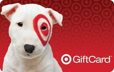 Target Gift Card $50 Value, Free Shipping!