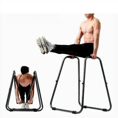 Parallel Bars Multifunctional Body Press Dip Bar Fitness Station Training Stand