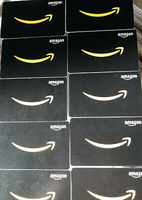 $250.00 Amazon Gift Card . ***New*** .   ***Unscratched***