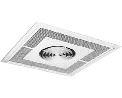 TPI Corporation 3480 3-kW Commercial  Recessed Ceiling Heater 480 V1-Phase Motor