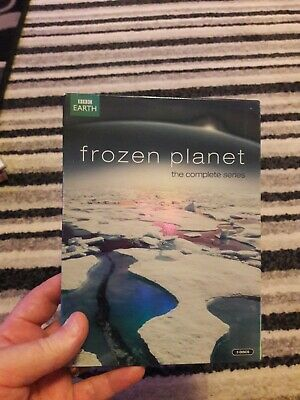 Frozen Planet - The Complete Series [DVD] from my own collection