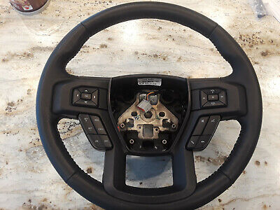 2019 Ford F150 Original Equipment Steering Wheel Take Off Perfect condition