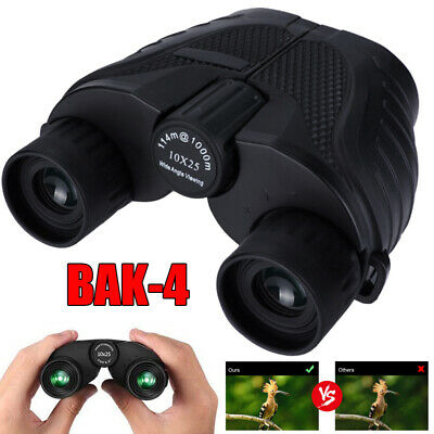 180x100 Zoom Day Night Vision Outdoor Travel Binoculars Hunting Telescope+Case A