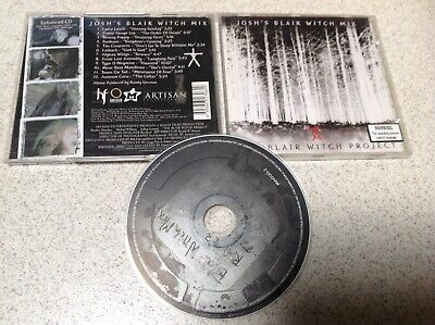 The Blair Witch Project Soundtrack CD Skinny Puppy , FLA , Laibach Dark Wave