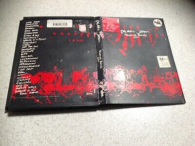 Pearl Jam - Touring Band 2000 DVD