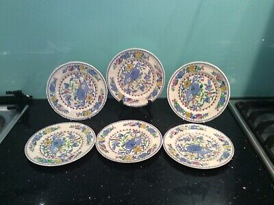 masons Regency ironstone Made In England 6 Butter Plate
