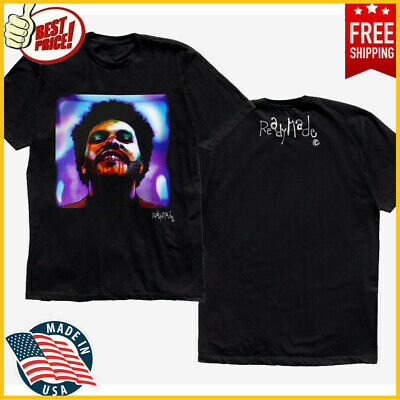 FREESHIP The Weeknd x READYMADE 'After Hours' T-Shirt Unisex Fans Tee S-6XL