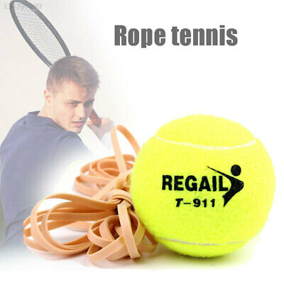 Tennis Ball Trainer Training Trainer with String Training Rope Practice Outdoor