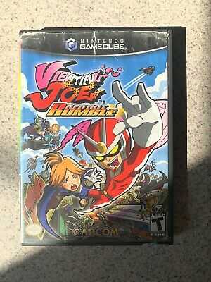 Viewtiful Joe: Red Hot Rumble (Nintendo GameCube, 2005)