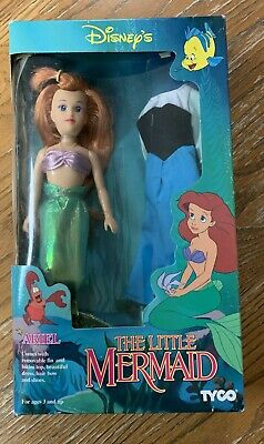 Disney's The Little Mermaid Ariel Doll By Tyco