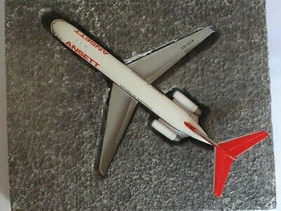 Ansett Airlines Of Australia model of a Douglas DC-9 VH-CZA 1:1400 FOAM PACKING