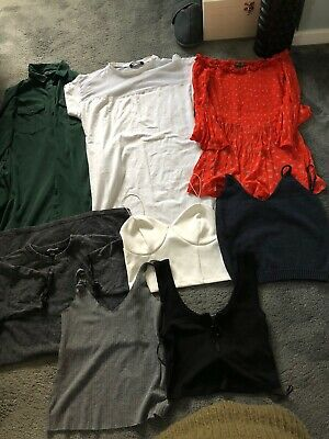 Ladies Size 6 Clothes Bundle- New Look/Pretty Little Thing/Missguided/Topshop