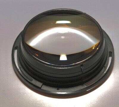 Canon EF 24-105mm f/4L IS Mk I USM Front Lens Element with rubber Seal.