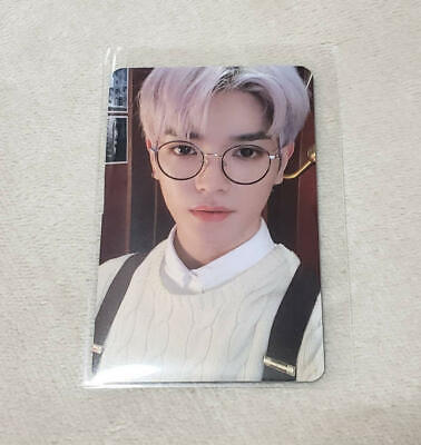 NCT 127 TAEYONG KIHNO The 2nd album NEO ZONE kit ver Official Trading Photo Card
