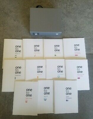 Apple Store One-to-One Manuals Mac 101 ipod iTunes Movie Making Music Making