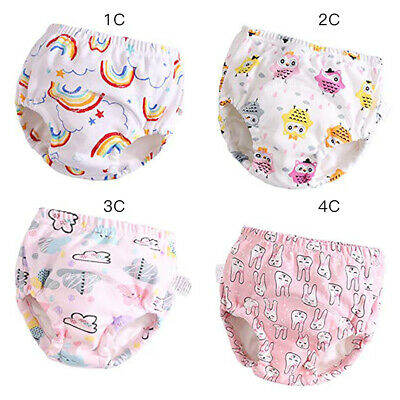 Pad Cloth Absorbent Breathable Leakproof Diaper Pants The Baby Washable Diaper