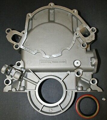 Ford  239, 302, 351W  Universal Timing Cover Kit 67-92