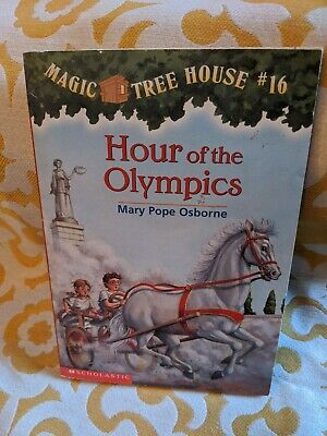 Magic Tree House book lot of 5