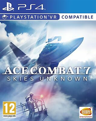 Ace Combat 7 Skies Unknown   PlayStation 4 PS4 New