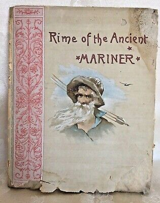 The Rime of the Ancient Mariner in Seven Parts, Samuel Coleridge (1883)