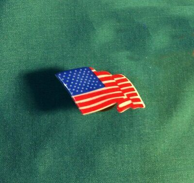 US USA Waving Flag United State Patriotic 4th Croc Hole Accessories Shoe Charm