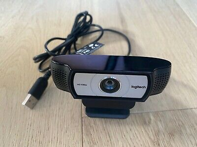 Logitech C930e 1080p Business Webcam Camera Wide Field of View Digital Zoom
